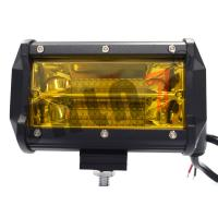 Quality Auto LED Light Bar 72W LED Car light Truck UTV Excavator Boat Lamp 9V-30V wholesale
