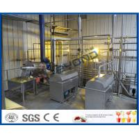 China Citrus / Orange Processing Line For Fruit Juice Factory Juice Factory Machinery on sale
