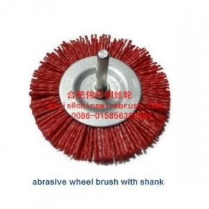 Quality Shaft Mounted Abrasive Wheel Brushes wholesale