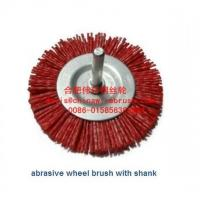 Buy cheap Shaft Mounted Abrasive Wheel Brushes from wholesalers