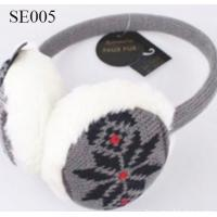 Quality Good style and high quality ear muffs SE005 head wear warm ear warmers ear cover wholesale