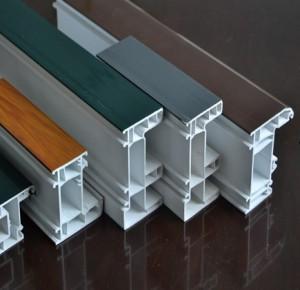 Quality PVC window profile wholesale