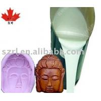 China RTV-2 liquid Silicone rubber for mold making on sale