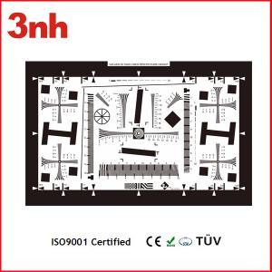 Cheap 2000 lines 8x 3NH iso 12233 test chart camera lens test chart semi matt for sale