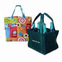 Quality Nonwoven Shopping Bags, Customized Designs are Accepted wholesale