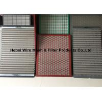 Quality Pinnacle High Frequency Screen 500 Multisizer Shaker / VSM 300 Shaker Screens wholesale
