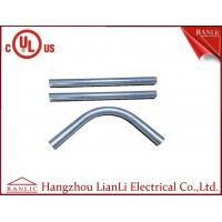 Quality Ranlic Rigid Steel EMT Electrical Conduit for Industrial / Commercial , Q195 235 Steel Lot wholesale