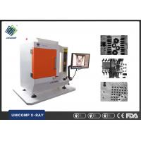 Quality High Efficient BGA X Ray Inspection Machine , Micro Focus X Ray Cabinet Systems wholesale