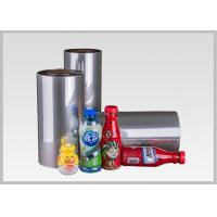 China Shrink PETG Plastic Film For Packaging , Heat Shrink Roll Certified SGS on sale