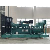 Cheap Cummins Open Diesel Generator Water Cool Genset 1005Kw With Copper Bar / PMG​ for sale