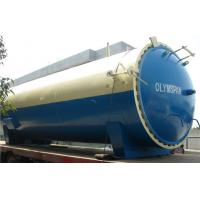 Cheap Industrial Vulcanizing Autoclave with hydraulic cylinder and safety valve for sale