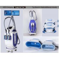 Quality Super two handpiece Slim Cryotherapy Cryo Cryolipolysis Body Slimming Machine For fat freezing wholesale