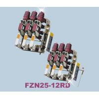 Quality Electrical Vacuum Load Break Disconnect Switch 12kV High Voltage FZN25-12D wholesale
