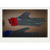 Quality Xs Size Stainless Steel Safety Gloves Square Chain Armor Cut - Resistant wholesale
