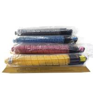 Quality Toner Cartridge Ricoh Aficio MP C4000 C4000SPF C4501 C5000SPF C5501 (841284 841285 841286 841287) wholesale