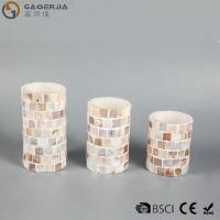 Quality Creative Flameless Led Candles , Personalized Decoration Battery Operated Candles wholesale