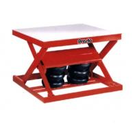 Buy cheap Self driven Aerial scissor lift 500kg/6m product