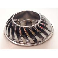 Quality Stable Aluminum Die Casting Parts , Radiator Precision Mechanical Components wholesale