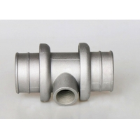 China Garden connector inner wire aluminum alloy tee irrigation fittings to fire hose bracket on sale