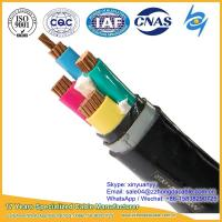 Quality Hot Supplier 3x120+1x70mm2 XLPE PVC Insulated Steel Tape Armoured Power Cable wholesale