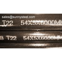 Quality SunnySteel are a manufacturer of ASTM A213 T22 alloy pipe with high quality wholesale