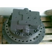 Quality Hyundai R200 R210 Excavator Black Final Drive Motors 26rpm / 48.9rpm Output Speed TM40VC-04 wholesale