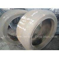 Quality Stainless Steel Forged Steel Products Hot Rolled ID Indent Forged Ring Proof Machined wholesale