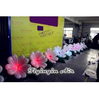 Buy cheap 10m Led Inflatable Wedding Flower String with Blower for Happy Day product