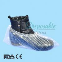 Quality Clean Room Cover Shoe Nonwoven Disposable Shoe Cover With Elastic wholesale