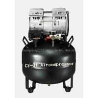 China Dental Portable Oil-Free Air Compressor Equipment on sale