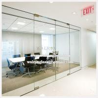 China Top Quality Glass Office Partitions wall on sale