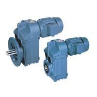 Quality Parallel Shaft Helical Geared Motor Worm Gear Speed Reducer , P Series wholesale