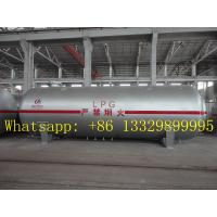 Quality high quality 65cbm LPG gas storage tank for sale wholesale