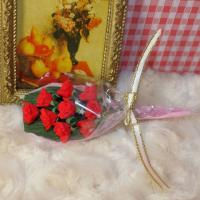 China Bouquet of red roses HC029 on sale