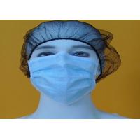 Quality High quality restaurants and hotels single use nylon hair nets wholesale