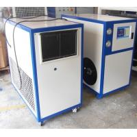 Quality 2.2 kw Compressor Power High Precision Touch Industrial Air Chilllers With Low Noise, Low Electricity Consumption wholesale
