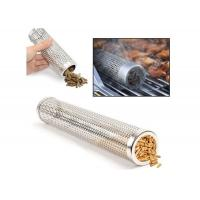 Quality Hot Cold Smoke Generator Smoking Mesh BBQ Smoker Tube Grill Wood Pellet wholesale
