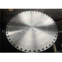 Quality Carbon Steel Forged Disc Heat Treatment  Proof Machine DIN 1.0503 C45 IC45 080A47 CC45 SAE1045 wholesale