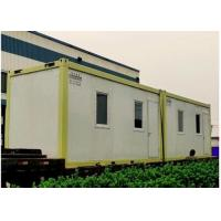 China Modern Temporary Flat Pack House Galvanized Steel for Workshop on sale