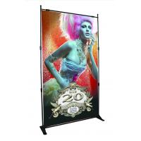Quality Step Repeat Backdrop Adjustable Banner Stands Display System Telescopic Wall wholesale