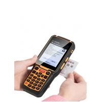 Cheap RFID R310 Android PDA 1D 2D Mobile Terminal Rugged PDA Logistics Bar Code Scanner for sale