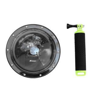 Quality 6 Gopro Acrylic Dome Port For Go Pro Hero3+ Hero4 Underwater Photography wholesale