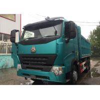 Quality Heavy SINOTRUK HOWO A7 Garbage Dump Truck With Long Life Time , 5800*2300*1500mm wholesale