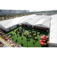 Quality Big Event Tent with Decoration and AC System wholesale