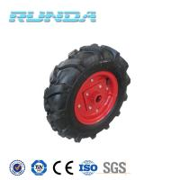 Quality 16x4.00-8 inch Pneumatic Agriculture wheel for farming machine and tiller wholesale