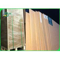 China 100% Virgin Pulp Kraft Liner Board 200GSM 250GSM For Corrugated Box Sample Available on sale