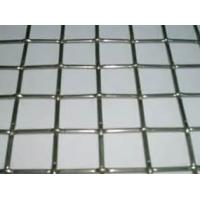 "Cheap 50mm, 2"" Opening SS316L Crimped Wire Mesh With Dismountable Square Pipe Frame for sale"
