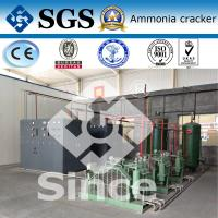 Quality Hydrogen Generation Plant Ammonia Cracker Process 3P 50/60HZ wholesale
