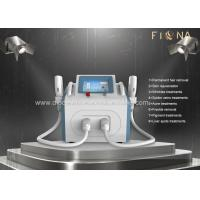 Quality Beijing FionaNew Arrival Factory Price Ssr Shr Ipl E-Light Skin rejuvenation Hair Removal wholesale