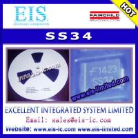 Buy cheap SS34 - FAIRCHILD - 3.0 Ampere Schottky Barrier Rectifiers - Email: sales009@eis from wholesalers